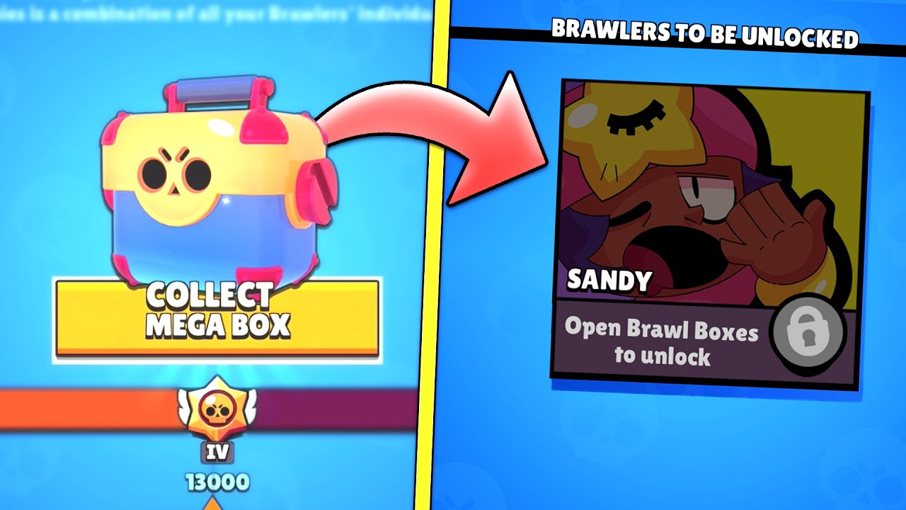 I OPENED BOXES BEFORE THE NEW BRAWL STARS UPDATE.. (UNLUCKY)