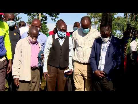 Allan Makaka's final journey