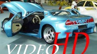 Concept bmw isatis (Sbarro) (Концепт кар БМВ)