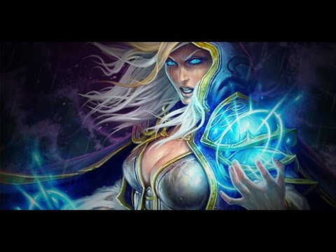 Heroes Of The Storm and our new champion