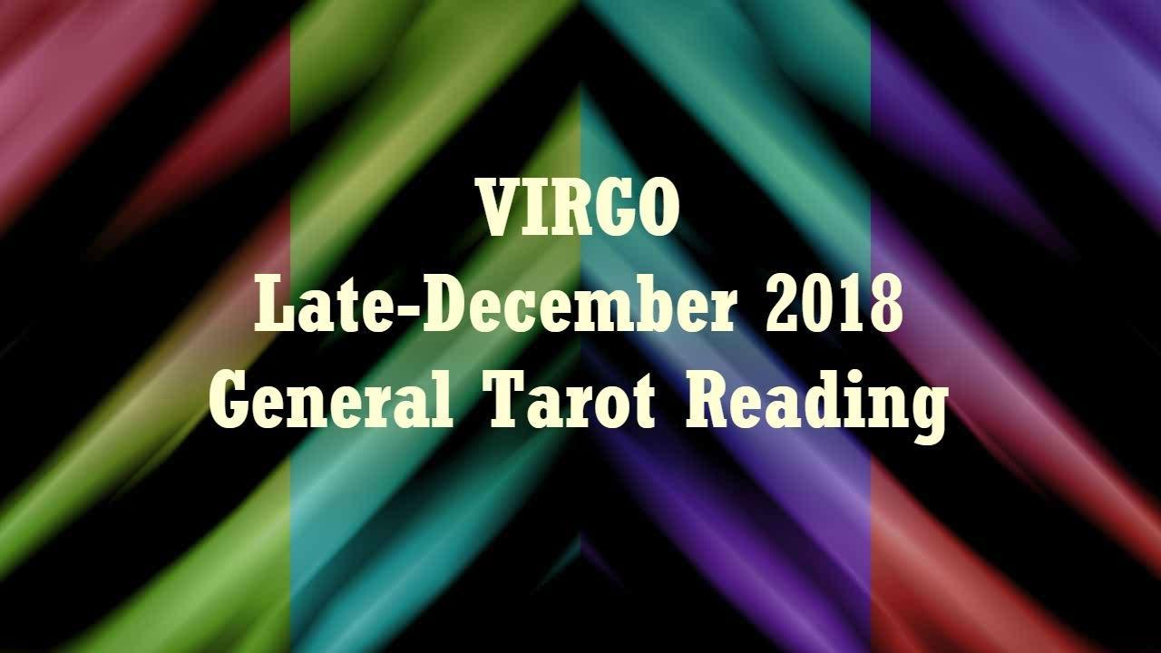 december tarot virgo