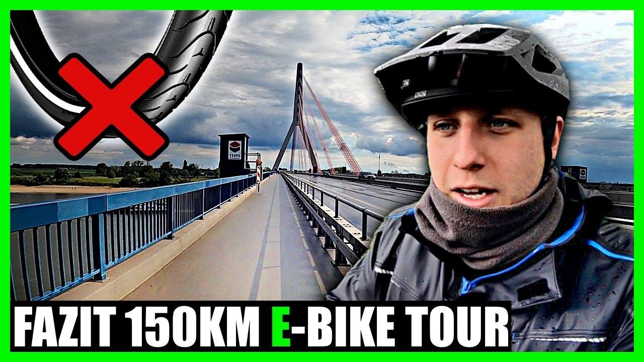 Fazit 150Km E-Bike Tour Duisburg | PAT