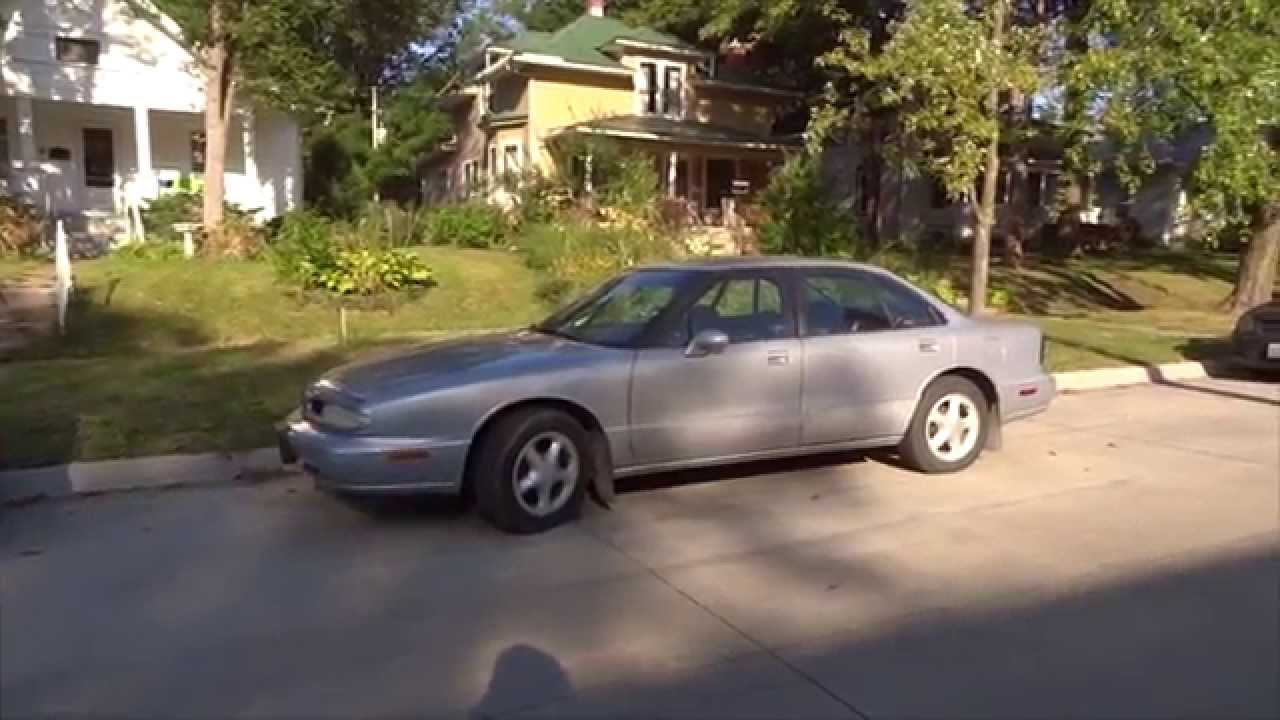 hight resolution of where is the fuel pump relay and the power distribution module 1997 oldsmobile lss youtube