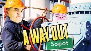 PRZYGODA NA PLACU BUDOWY W SOPOCIE! | A Way Out [#7] (With: Dobrodziej)