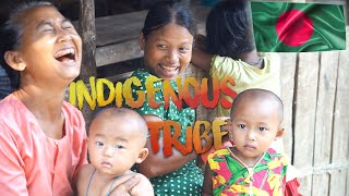 Visiting an indigenous Tribe in Bangladesh
