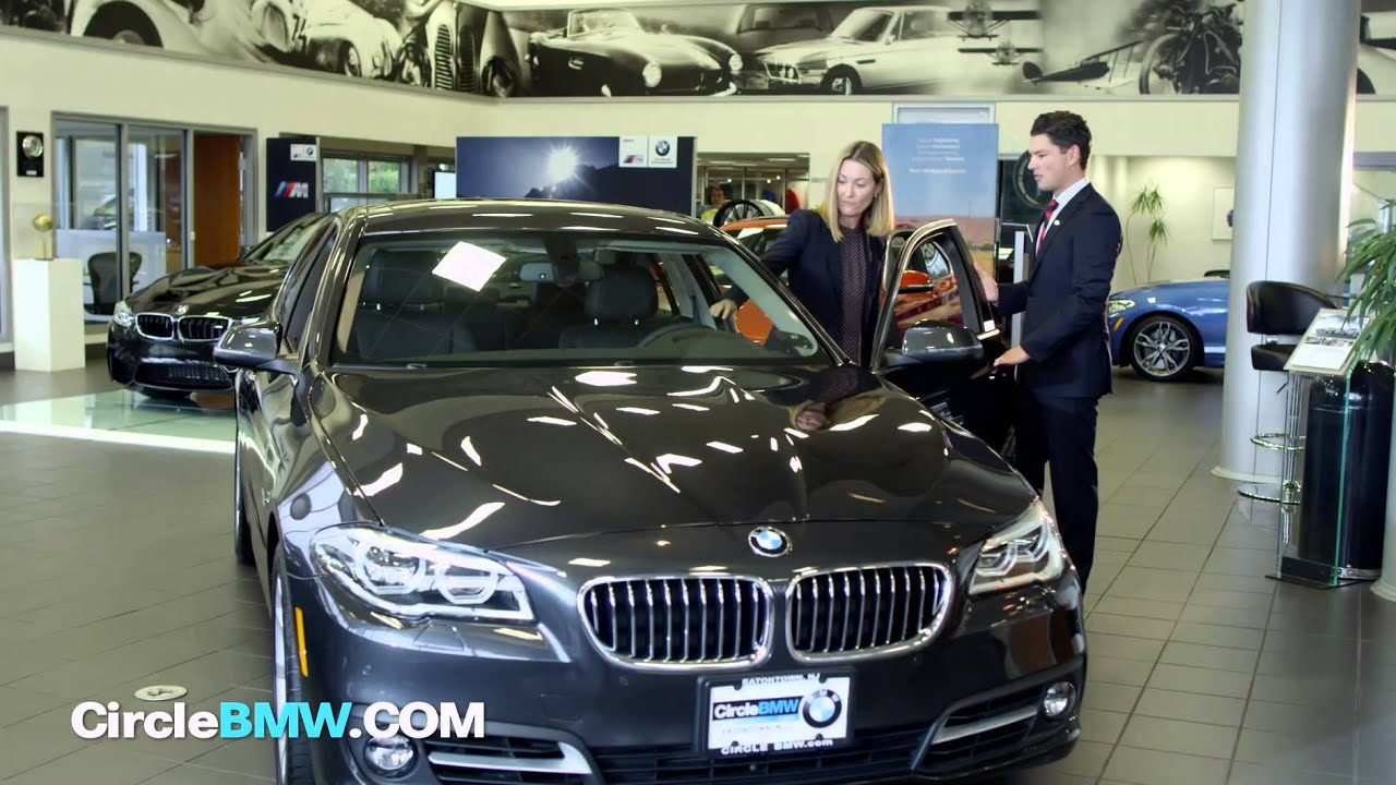 Circle BMW  BMW Dealership in New Jersey  YouTube