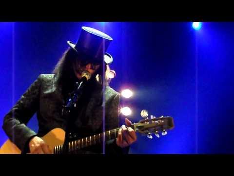 Rich Folks Hoax - Sixto Rodriguez - Ancienne Belgique - Brussels - 5/4/2014