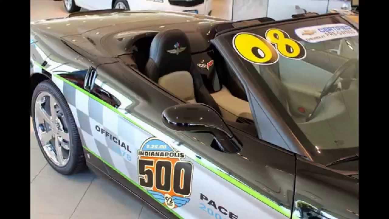 2008 Corvette (C6) Indy 500 Pace Car for sale at Bill Stasek ...