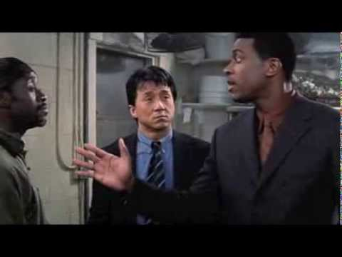 Rush Hour 2 (3/7) Best Movie Quote - Don Cheadle's Scene (2001)