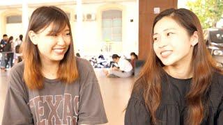 Phỏng vấn người Nhật đang du học tại Việt Nam.Cuộc sống ở Việt Nam thế nào??