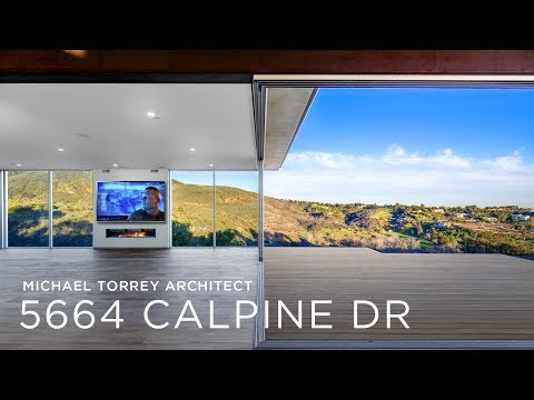 SOLD | Stunning Architectural by Michael Torrey  |  5664 Calpine Dr