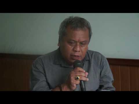 talkshow Anggota komisi D (Agus Gunawan) di Radio Lita 90,9 FM terkait tentang PMKS