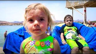 Ce surprize am gasit in apa? Calatorie in Egipt la Marea Rosie |  Anabella Show !