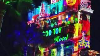 Tower of Terror during Holiday Season! Disney #disney #hollywoodstudios