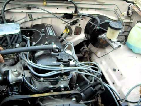 Nissan Z24 Header Avi
