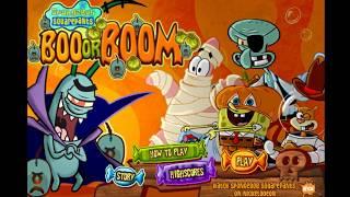 Bob Esponja: Boo or Boom