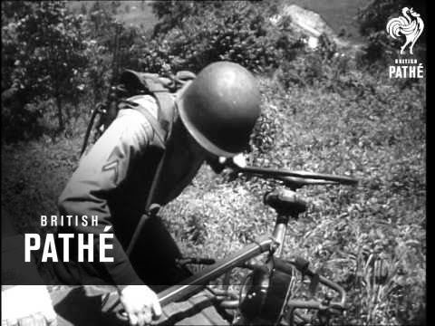 Mechanical Mule - New Equipment For Army   (1954)
