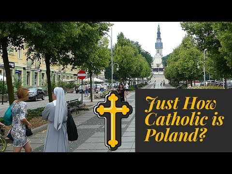 How Catholic is Poland? 6 Signs of Catholicism in Everyday Life : Episode 13