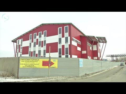В Кировском районе Новосибирска могут отправить под снос здание торгового центра