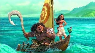 Hành trình của Moana - Trò chơi phiêu lưu cùng công chúa Moana