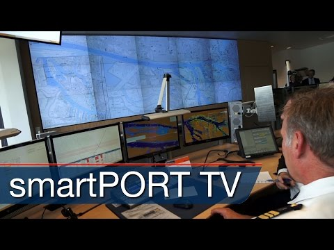 The new Vessel Traffic Centre Hamburg [ENG]