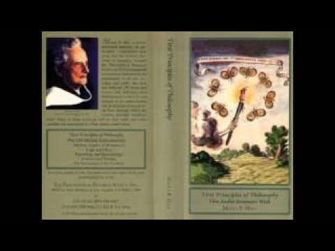 Manly P. Hall Logic and Ethics