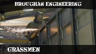 GRASSMEN TV- Broughan Engineering