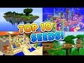 Top 10 best seeds for minecraft! (pocket edition, ps4, xbox, switch, pc) android