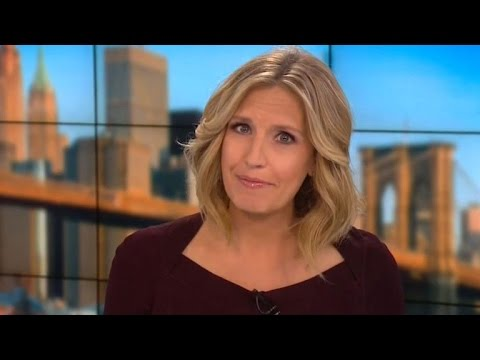 Pregnant CNN Anchor Poppy Harlow Passes Out on Live TV