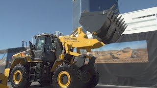 Video still for Liugong wheeled loaders