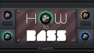 How To Bass 214: Mod X Speed, Additive Noise, and Additive FM (Harmor)