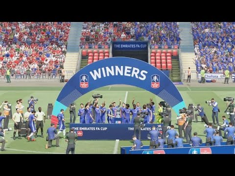 Fifa 17 Playstation 4    PS4 Release First Gameplay   Intro FC Chelsea vs Manchester United