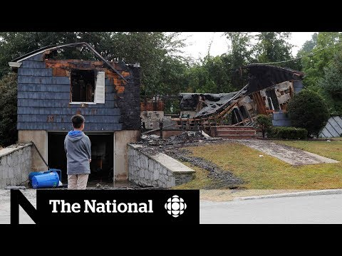Natural gas explosions displace thousands in Boston suburbs
