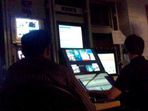 A clip of mine working at DawnNews TV (PCR) - by Shahbaz Zahid