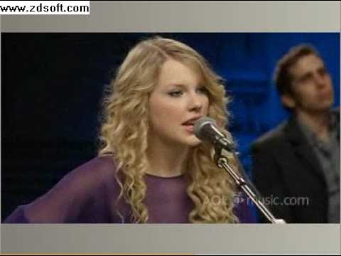 taylor swift - fearless (AOL Sessions)