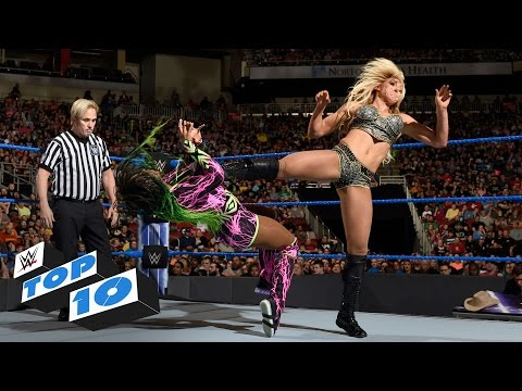 Top 10 SmackDown LIVE moments: WWE Top 10,...