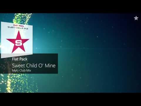 Flat Pack - Sweet Child O Mine (Mylo Club Mix)