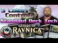 MTG – Undefeated Five Color Control?! Standard Deck Tech for Magic: The Gathering!