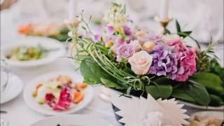 Wedding table / Украшение свадебных столов