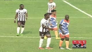 হোঁচট খেলো মোহামেডান, জয় পেল শেখ জামাল | BPL Football Update | Somoy TV