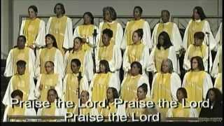 let everything that hath breath psalm 150 combined choir w lyrics