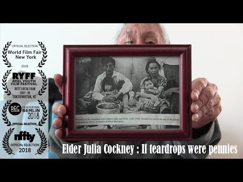 Julia Cockney -  An Elder of Tuktoyaktuk