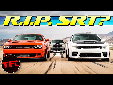 The Hellcat Is DEAD Forever: No, You're Wrong!