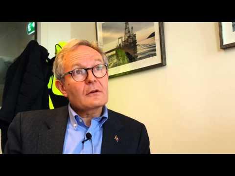 Felix Tschudi explains why he invests in Kirkenes