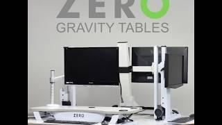 Zero Gravity Tables Standing Desk Solutions