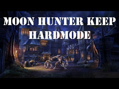 Moon Hunter Keep Dungeon - Hardmode - Templar Healer