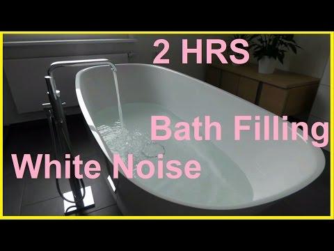 Bath Filling Sound Effect ASMR - Badewanne einlassen Geräusch - Badewanne füllen наполнения ванны