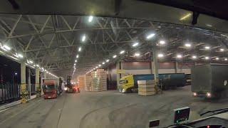видео: Выгрузка в особо экономической зоне Елабуга