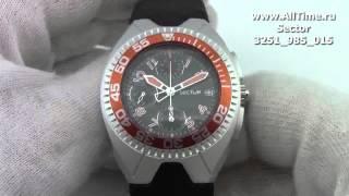 Обзор. Мужские наручные швейцарские часы Sector 3251_985_015
