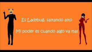 Miraculous Ladybug - Theme English - Sub Español
